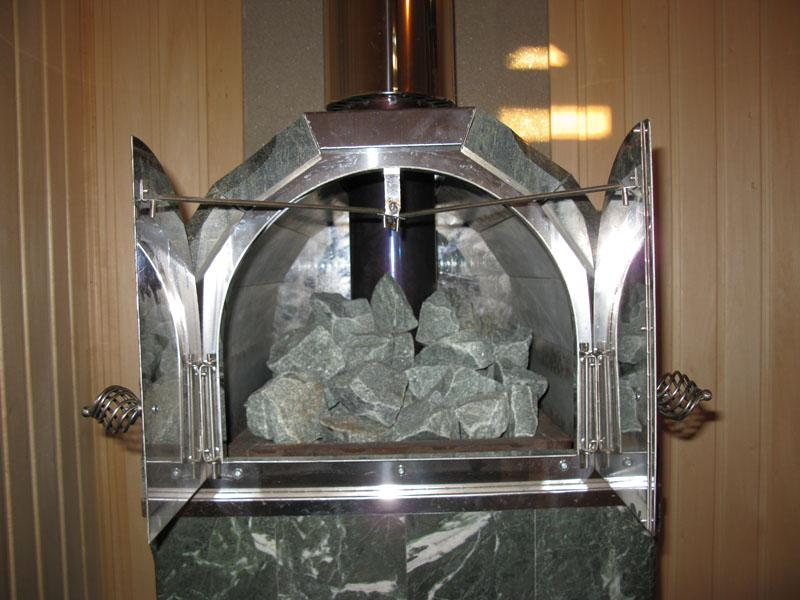 жадеит в бане